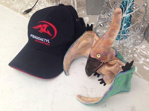 Pterodactyl Mascot