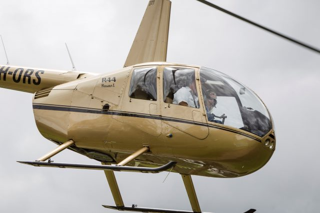 R44-ORS Helicopter