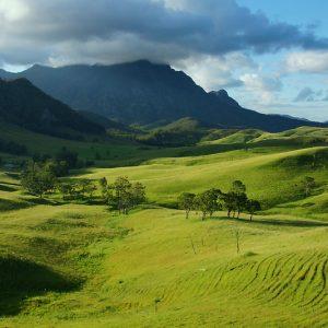 scenic flight brisbane, condamine gorge, waterfalls, helicopter tours